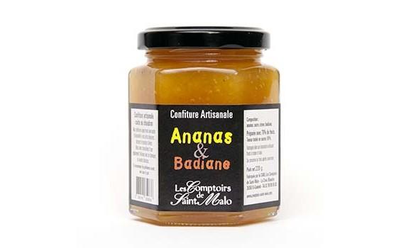 Ananas Badiane
