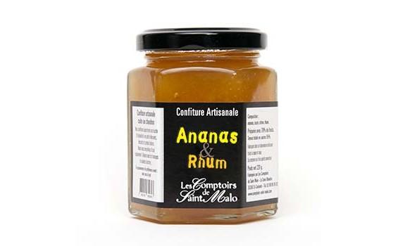 Ananas Rhum